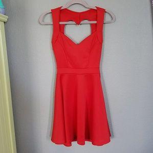 Dresses & Skirts - ❤ heart dress ❤